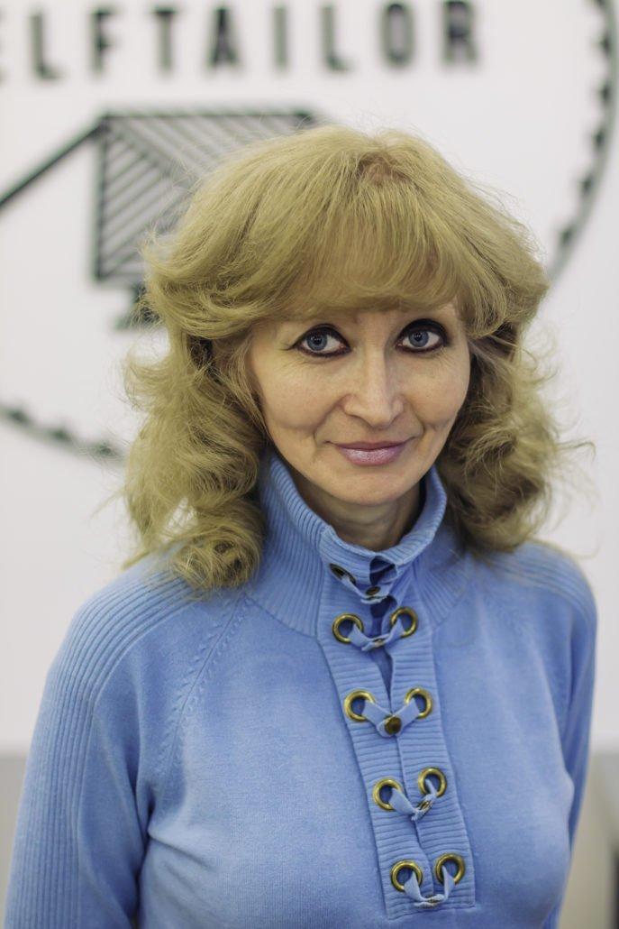 Светлана Щутская